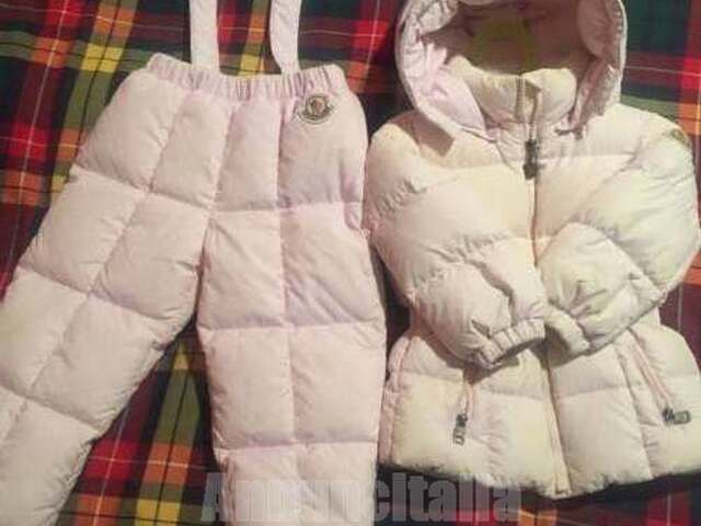 MONCLER COMPLETO X SCI - 1/1